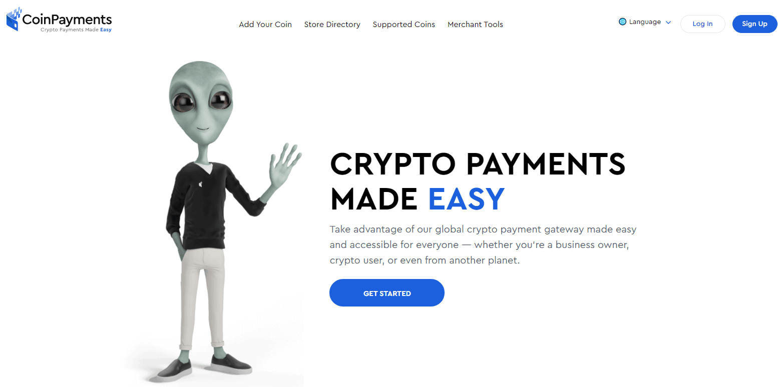 CoinPayments Wallet Reviews - User Interface