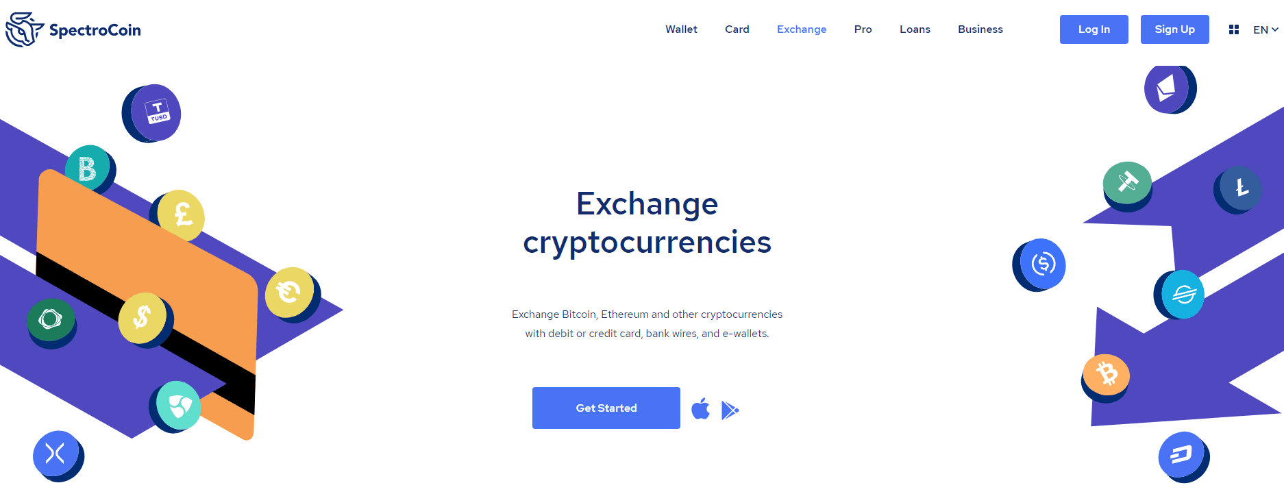 SpectroCoin Reviews - Exchange Service by SpectroCoin